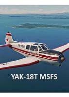 Yakovlev Yak-18T MSFS20